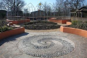 BD garden at Garden organic