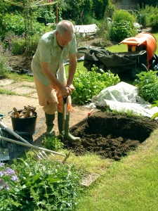Digging 1